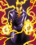 Marvel Comic's Electro (all rights reserved)