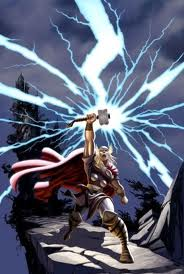 Marvel Comic's Thor (all rights reserved)